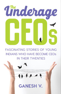 The Underage CEOs - front cover